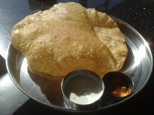 deep chapati thick how to cook