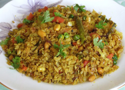 juicy-dishes - P - (Indian) Poha - Page 1