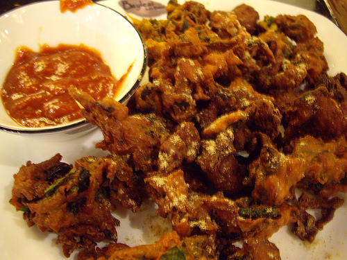 Fast food indian recipes indian food recipes cooking recipes vegetable pakora forumfinder Gallery